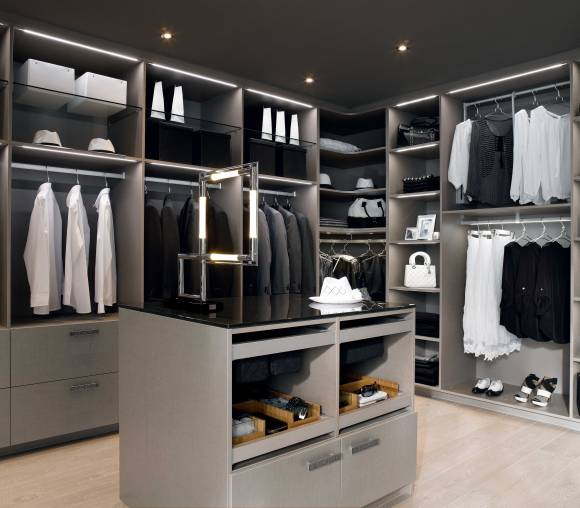 Amenagement dressing sur mesure Perene