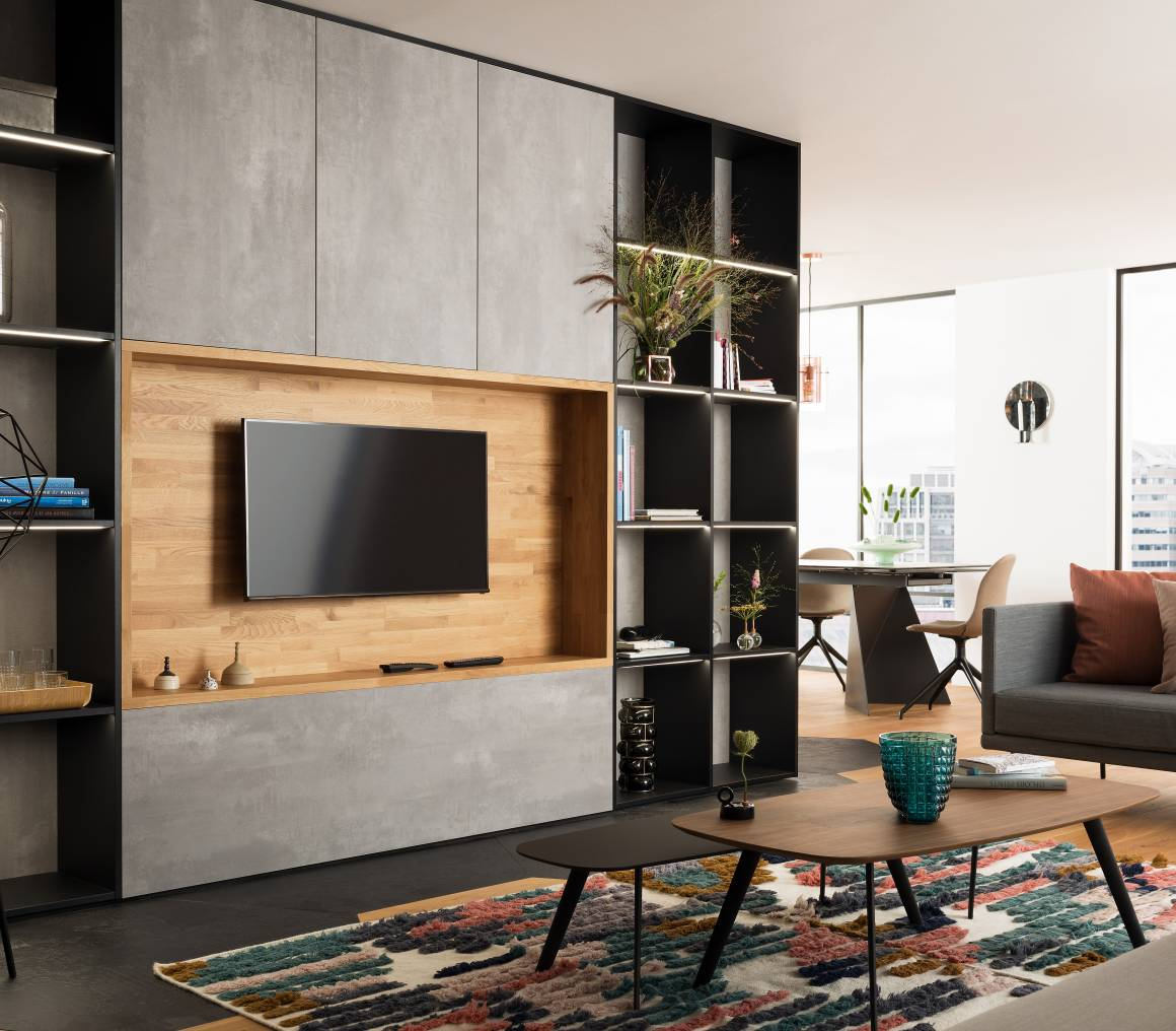 Meuble tv design Perene